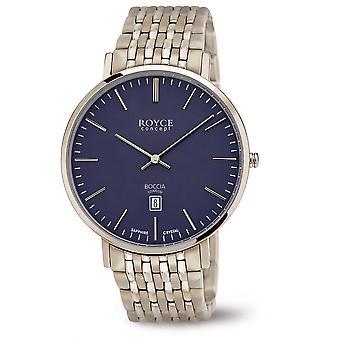 Boccia Titanium mens watch 3605-01