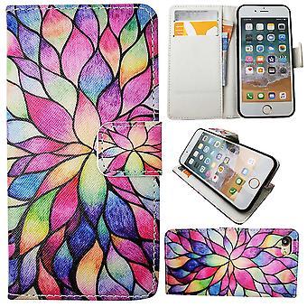 Iphone 7/8-Wallet case-