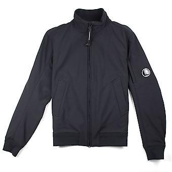 CP Company Soft Shell Lens Jacket Navy