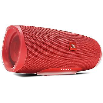 JBL Charge 4 Portable Bluetooth Speaker and Power Bank with Rechargeable Battery Waterproof Red