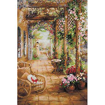 A Secret Romance Counted Cross Stitch Kit-15.75