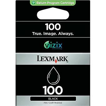 Ink cartridge Original Lexmark 100 Black