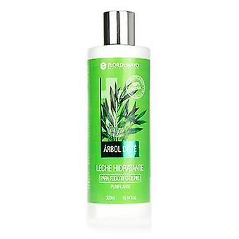 Flor De Mayo Tea Tree Oil Body Milk