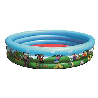 Fentoys Swimming pool mickey club house (Garden , Swimming pools , Swimming pools)