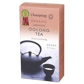 Clearspring Oolong Tea 40 G (Dietetics And Nutrition , Herbalist's , Tea And Infusions)