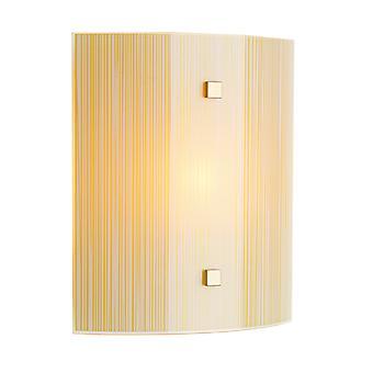 Dar Swirl SWL0763 Modern Wall Lights Single