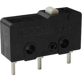 Microswitch 250 Vac 6 A 1 x On/(On) Zippy SM1-N6S-00P0-Z momentary 1 pc(s)