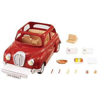 Sylvanian Families berlina rosso