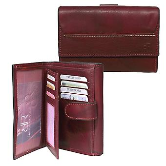 Dr Waxi Amsterdam ladies wallet Red
