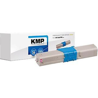 KMP Toner cartridge replaced OKI 44469705 Compatible Magenta 2000 pages O-T29