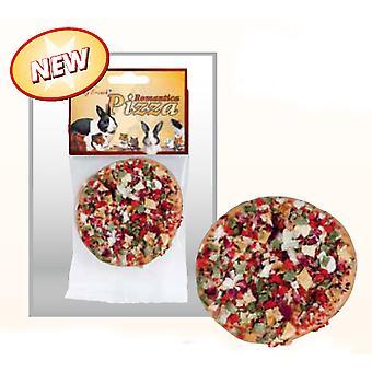 Quiko små dyr solrige Brunch Pizza Romantica 35g (pakke med 12)