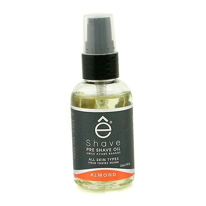 EShave Pre Shave Oil - Almond 60g / 2oz