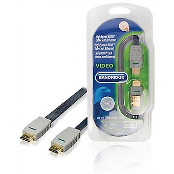 Bandridge High Speed HDMI cable with Ethernet
