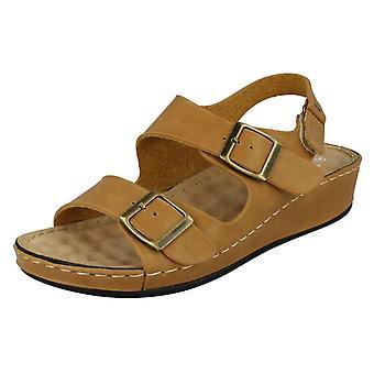 Damer ned til jorden Casual spænde op sandaler