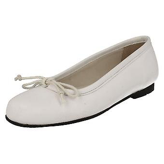 Girls Startrite Ballerina Style Shoes Francesca
