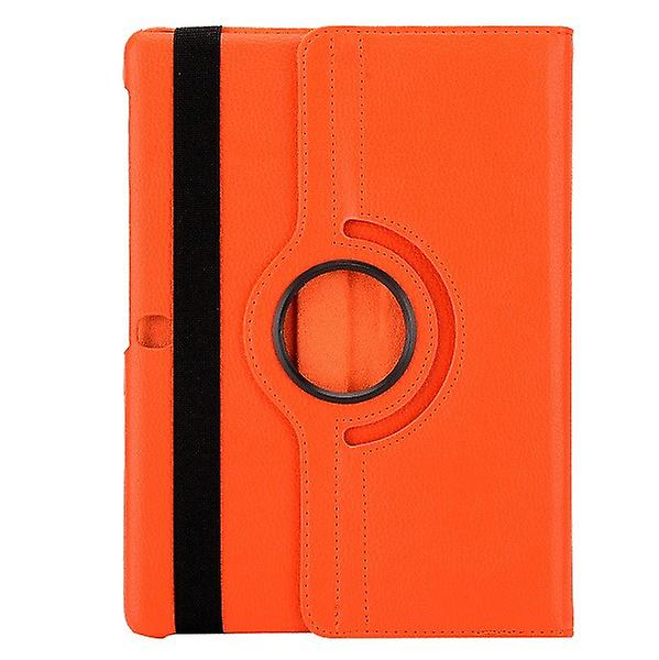 Cover of 360 degrees Orange case for Samsung Galaxy tab S 10.5 T800
