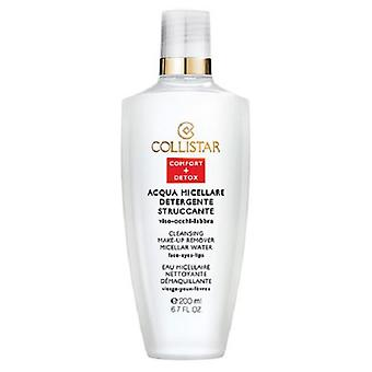 Collistar Makeup Remover Cleansing Micellar Water (Beauty , Facial , Facial cleansing)