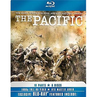Pacific [BLU-RAY] USA import