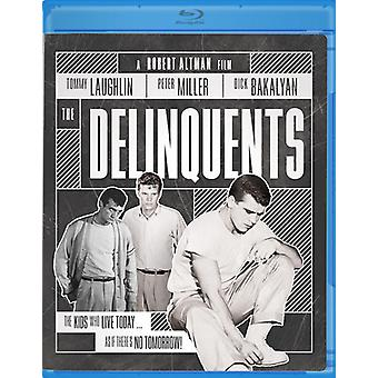 Delinquents [Blu-ray] USA import