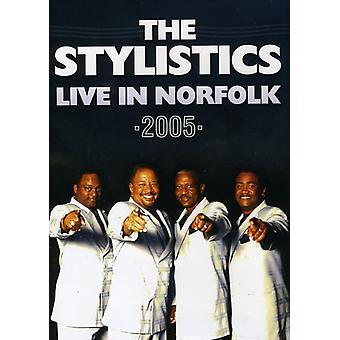 Stilistik - Live i Norfolk 2005 [DVD] USA import