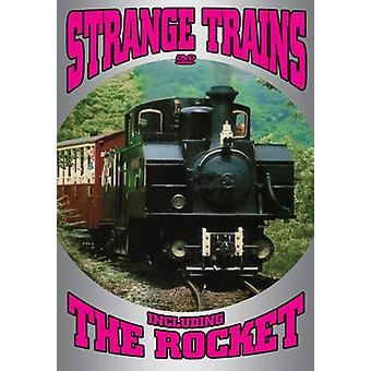 Strange Trains [DVD] USA import