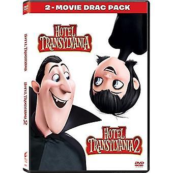 Hotel Transylvania / Hotel Transylvania 2 [DVD] USA import