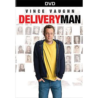 Levering Man [DVD] USA import