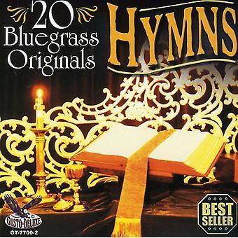 20 Hymns Bluegrass Originals - 20 Hymns Bluegrass Originals [CD] USA import