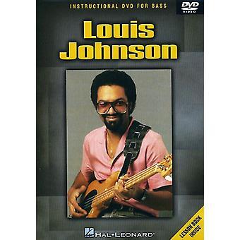 Louis Johnson - importazione di Louis Johnson [DVD] Stati Uniti d'America