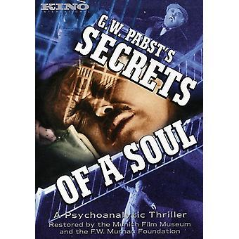 Secrets of a Soul (1926) [DVD] USA import