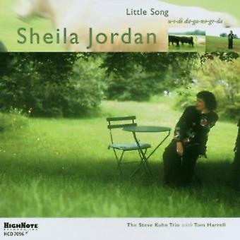 Sheila Jordan - lille sang [CD] USA import