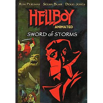 Sword of Storms [DVD] USA import