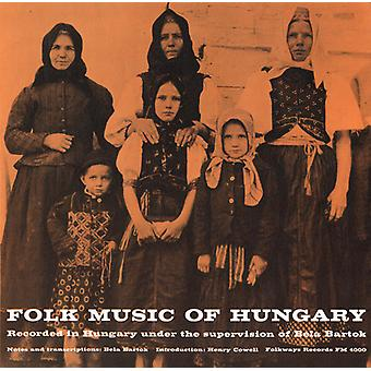 Folk Music of Hungary - Folk Music of Hungary [CD] USA import