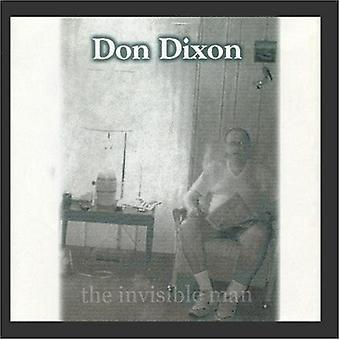 Don Dixon - usynlig mand [CD] USA import