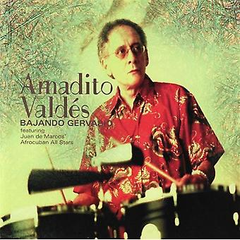 Amadito Valdes - Bajando Gervasio [CD] USA import