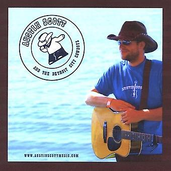 Austin Scott - 2009 Bonafide EP [CD] USA import