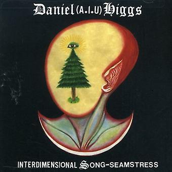 Daniel Higgs - forfædres sange [CD] USA import