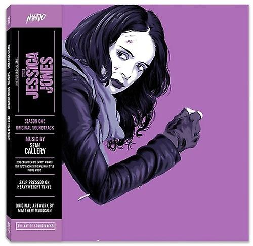 Sean Callery - Jessica Jones Season One   O.S.T. [Vinyl] USA import