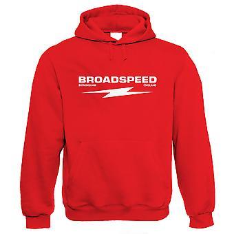 Broadspeed, Hoodie
