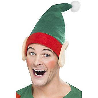 Elf hat with ears Xmas Little Helper has Christmas Elf Hat
