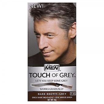 Just For Men 3 X Just For Men Touch Of Grey Dark Brown/Grey (T-45)