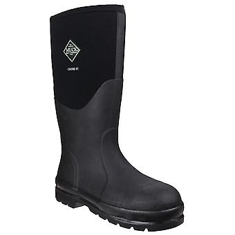 Muck Boots Unisex Chore Classic Steel Safety Wellington