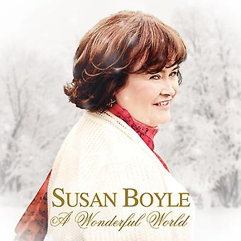 Susan Boyle - underbara värld [CD] USA import
