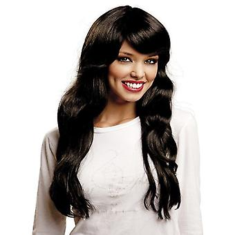 My Other Me Black Fashion Wig (Costumes)