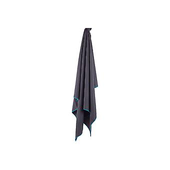 SoftFibre Lite Trek Towel Giant - Grey/Purple - Lifeventure