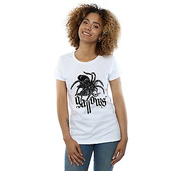 Gallows Women's Black Spider T-Shirt