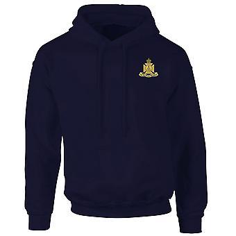 O Regimento Wiltshire bordado logotipo - oficial de exército britânico Hoodie