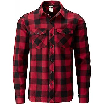 Rab Boundary Shirt - Autumn Red