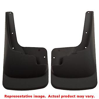 Husky Liners 56641 Black Custom Molded Mud Guards   FITS:FORD 2008 - 2010 F-250