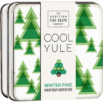 Scottish Fine Soaps Cool Yule pino di inverno